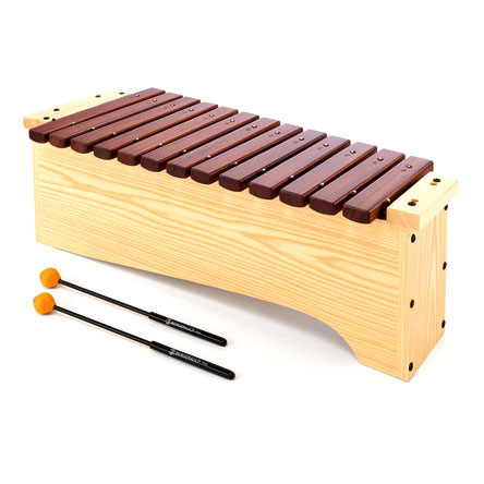 Educational mallet keyboard