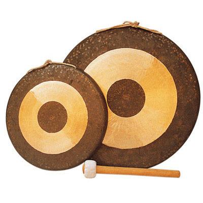 Gongs et tams d'orchestre