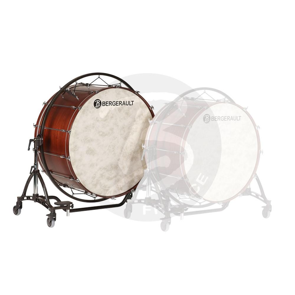 Symphonic series bass drum Ø 40