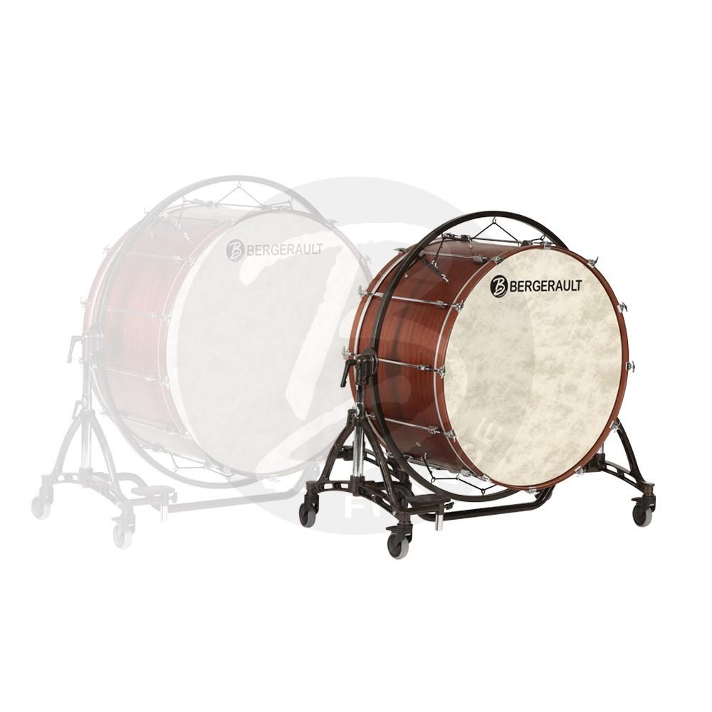 "Symphonic series bass drum Ø  36\"" x 22\"""