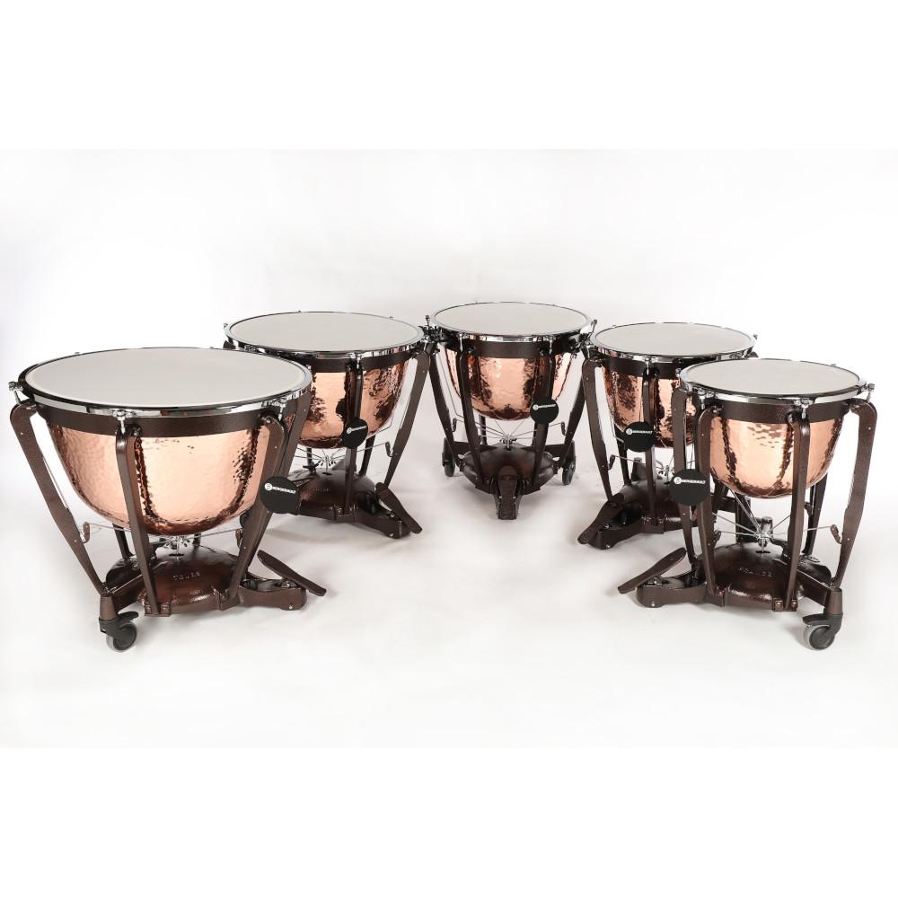 Bergerault Grand Professionnel timpani - HH deep copper bowl