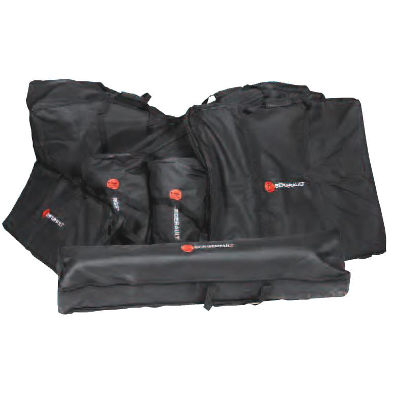 Gig bags for Bergerault marimba Signature 5 octaves