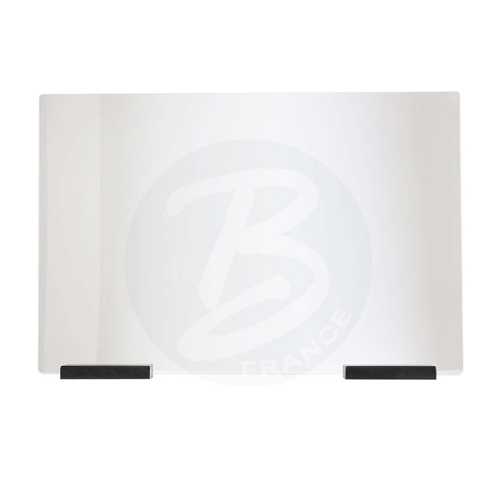 Hygiaphone 100 x 75 cm for desk or counter