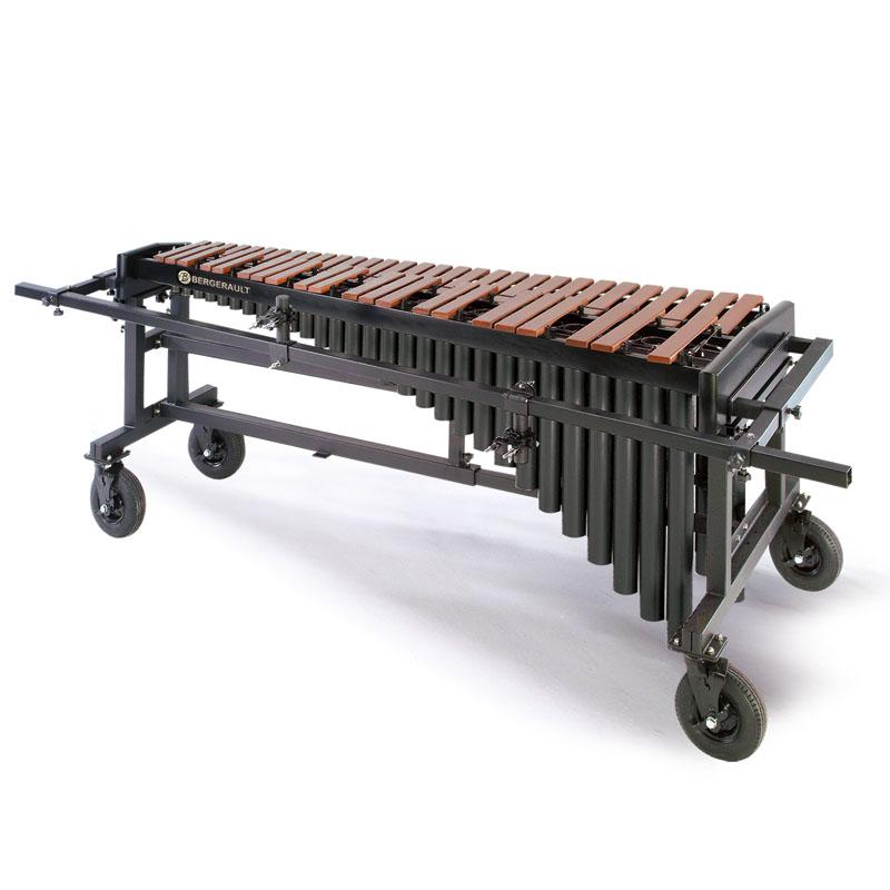 Bergerault Marimba  Performance Field Serie - 4.3  oct.  A2 to C7