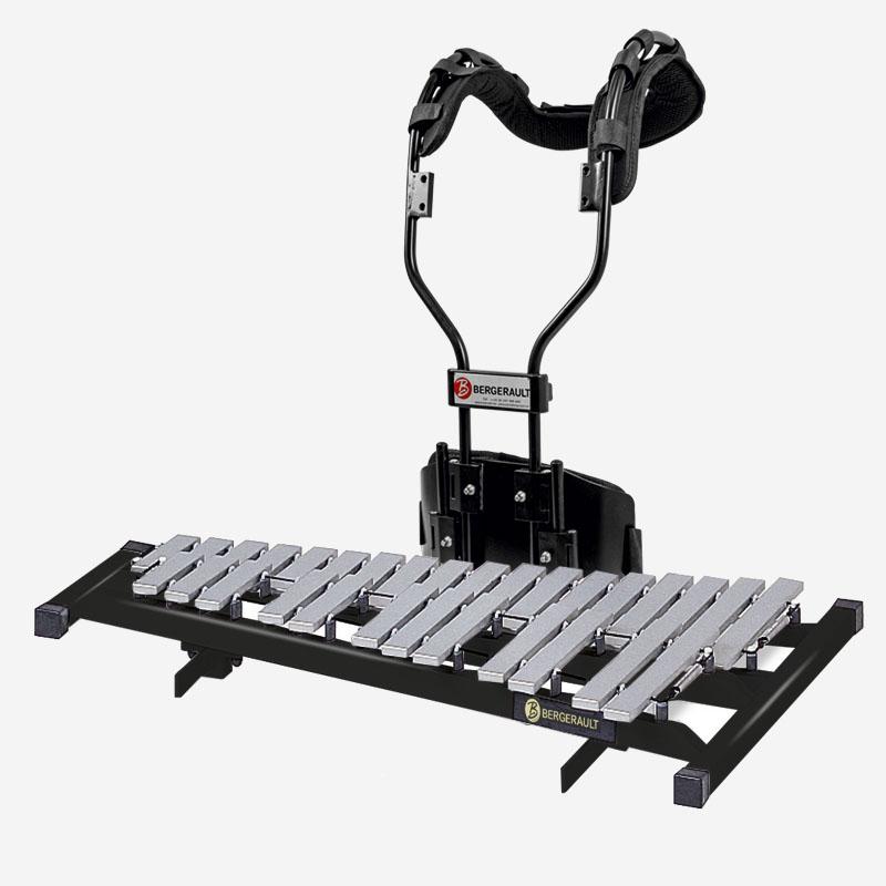 Marching marimba 2 octaves G5-C8