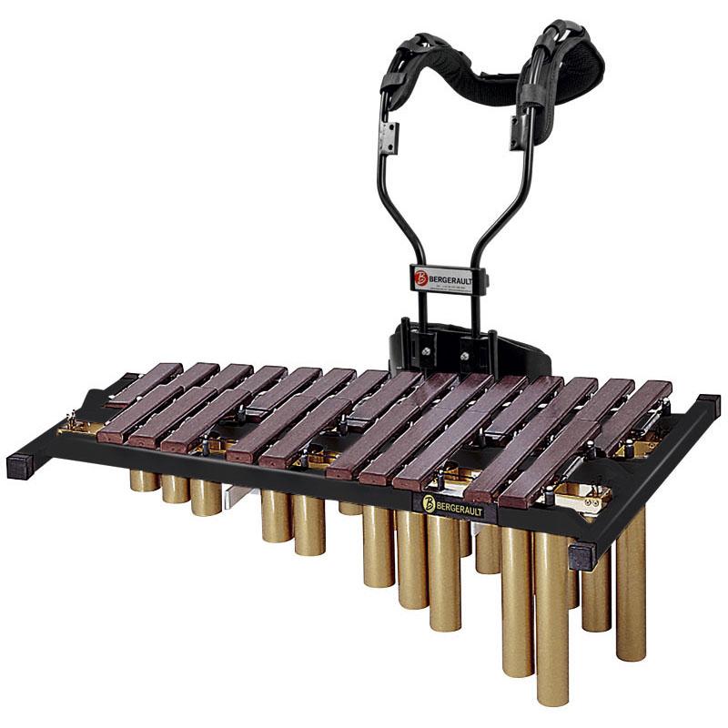 Marching marimba 2 octaves C4-C6