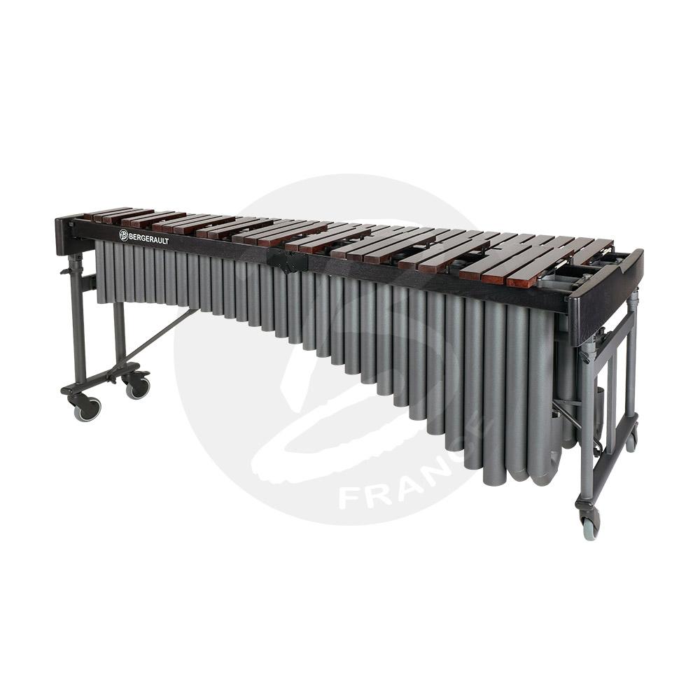 Bergerault Marimba Campus Bass - 4.5 oct. F2 to C7  - Light Rosewood  bars