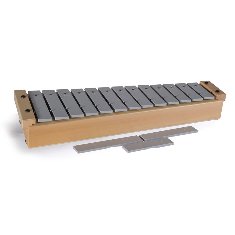 Soprano diatonique metallophone - Compact series