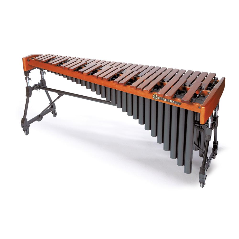 Bergerault Marimba Performer  - 4.3 oct. A2 to C7 -  Techlon bars