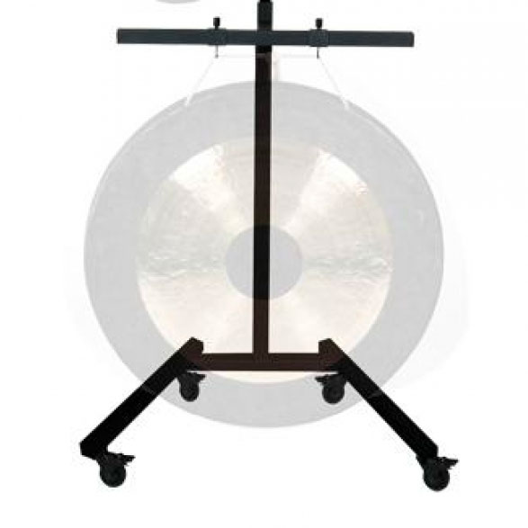Stand on wheels for gong  > 80 cm