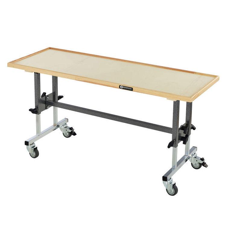 Table for all Alto / Soprano Diatonic