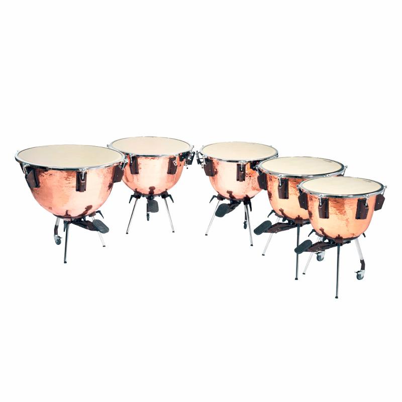 Bergerault Voyager timpani - HH deep copper bowl