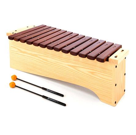 Alto diatonic xylophone