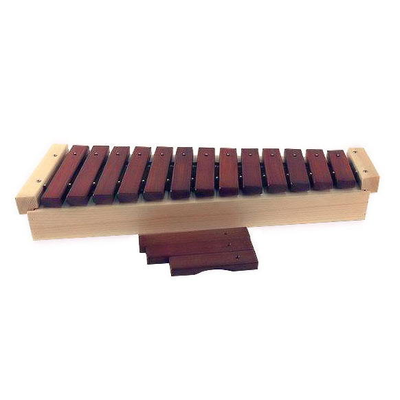 Soprano diatonic xylophone - Compact series
