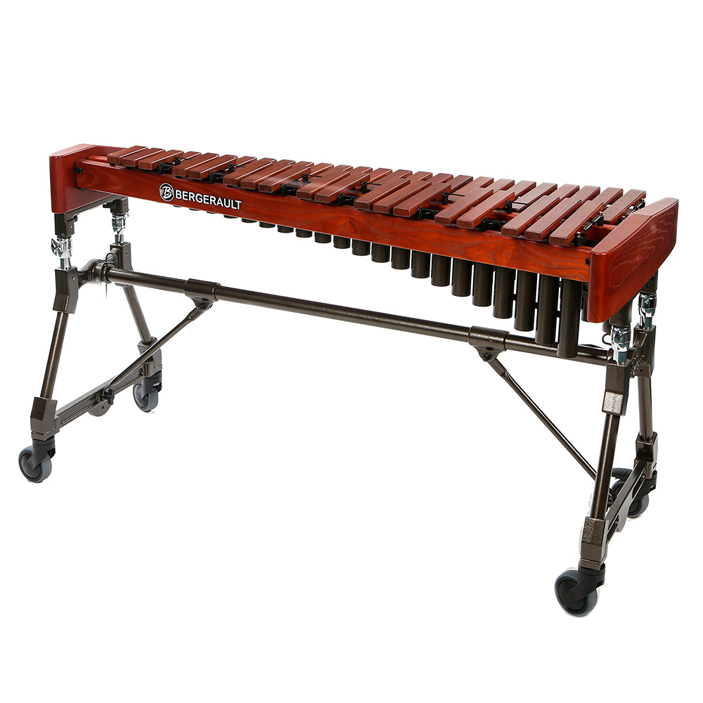 Bergerault Xylophone Performer- 3.5 oct. F4 to C8 - Rosewood bars