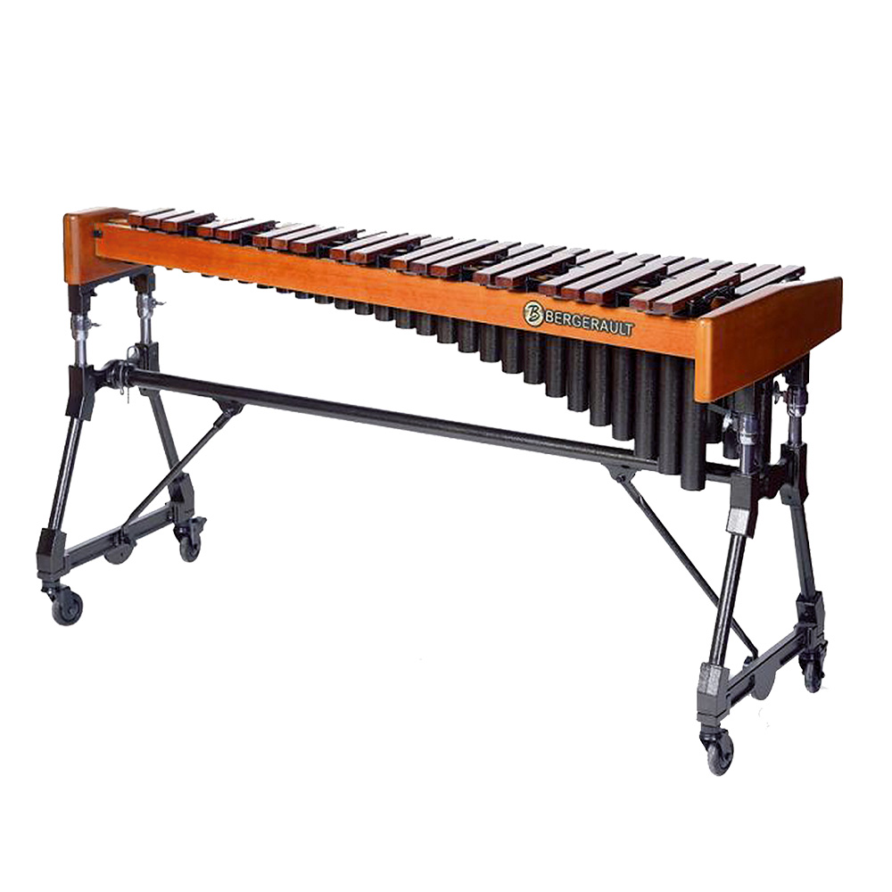 Bergerault Xylophone Performer- 4 oct. C4 to C8 - light rosewood bars