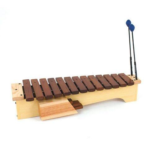 Soprano diatonic xylophone