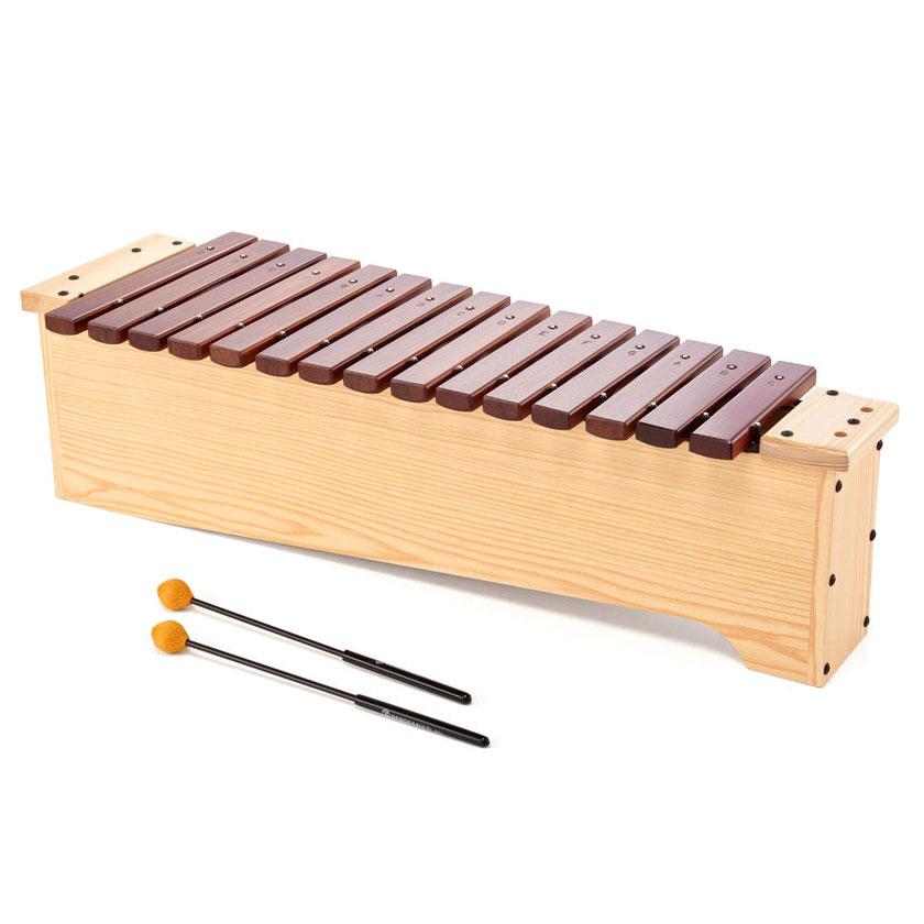 Tenor alto diatonic xylophone